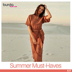 The BurdaStyle Summer Must-Haves Kit