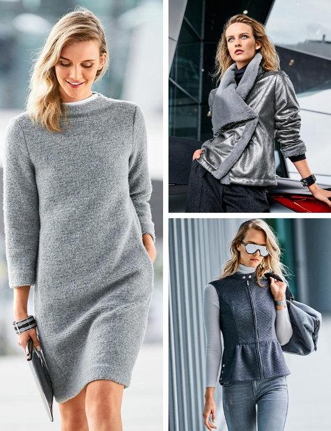 Grey Zone: 10 Business Wear Patterns