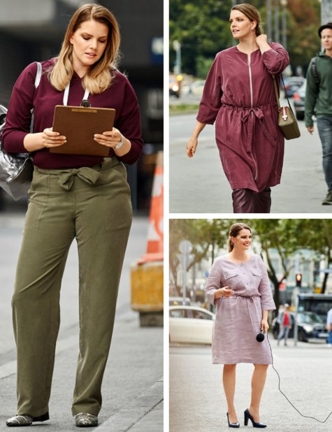Breaking News: 6 Casual Plus Size Patterns