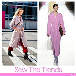 The BurdaStyle Sew the Trends Kit