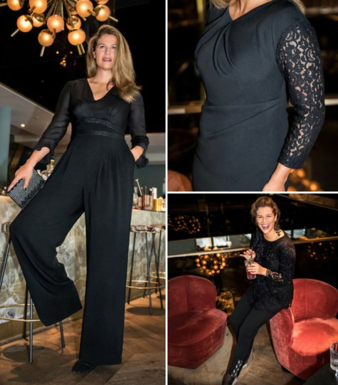 Queen of the Night: 6 Plus Size Patterns