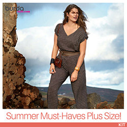 The BurdaStyle Summer Must-Haves Kit (Plus Size!)