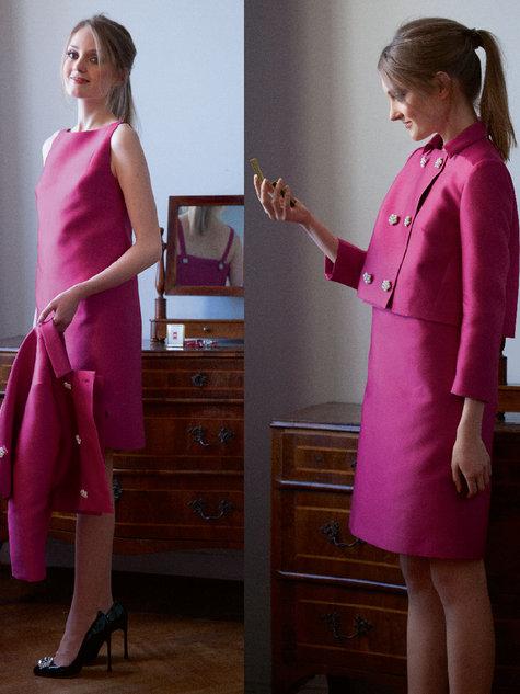 Vintage Romy Jacket & Dress Suit