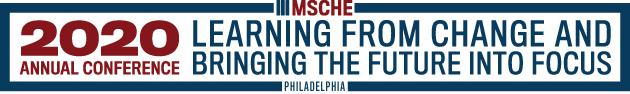 MSCHE 2020 Annual Conference