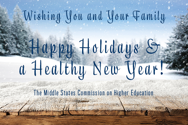 Wishing you and your family Happy Holidays and a Healthy New Year!