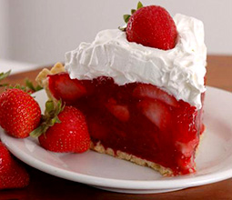 Ponchatoula Strawberry Pie