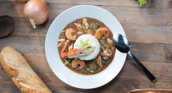 Louisiana Seafood Gumbo Recipe