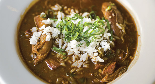 GUIDE TO GUMBO