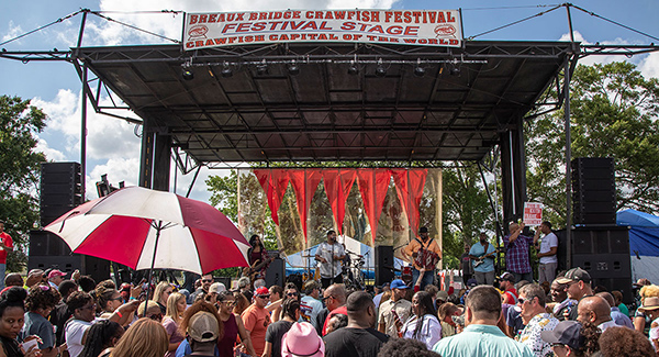 Spring in Louisiana = Festival Season!
