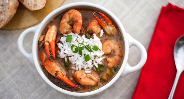 We're Talking Gumbo