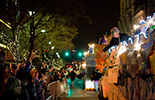 Central to Your Mardi Gras Plans