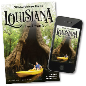 Free Louisiana Inspiration Guide
