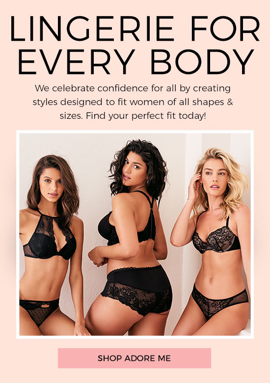 Lingerie for Every Body