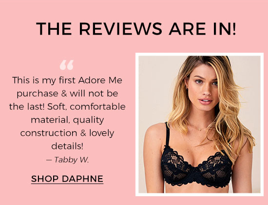 Reviews are in - Shop Daphne