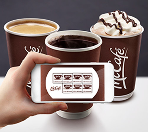 McCafé Lovers App