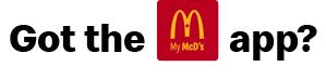 Got the Mcd's App?
