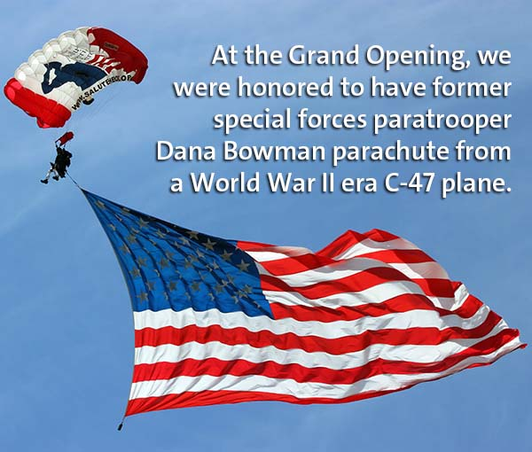 Learn more about Dana Bowman