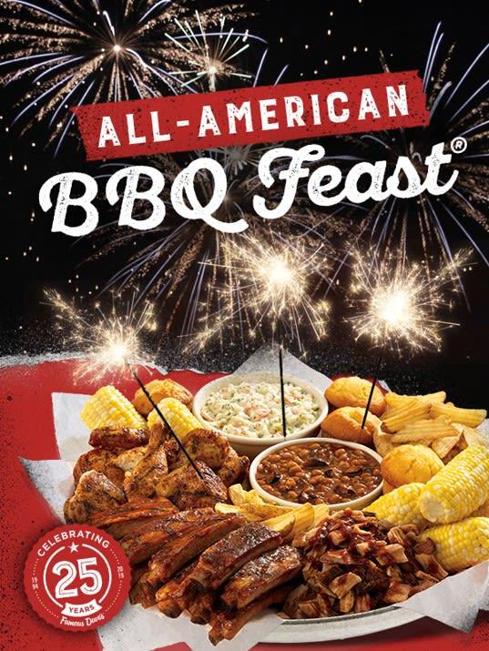 All-American BBQ Feast