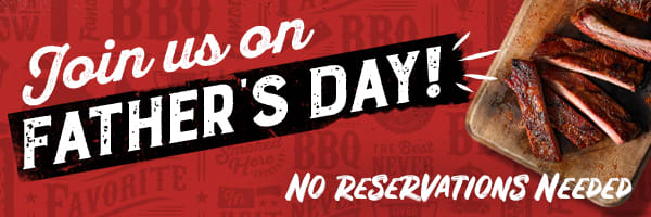Join us on Father's Day
