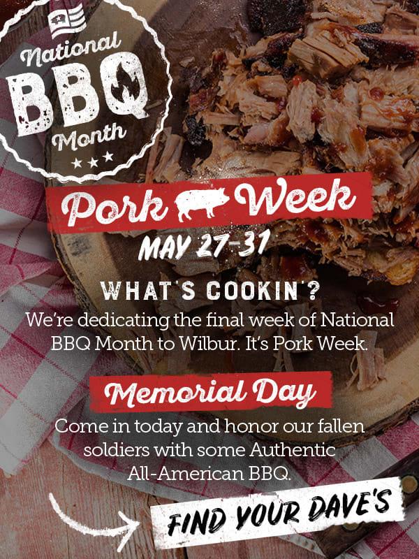 Pork week