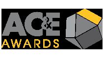 AC&E Awards Logo