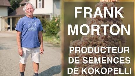 Frank Morton, Producteur de Kokopelli