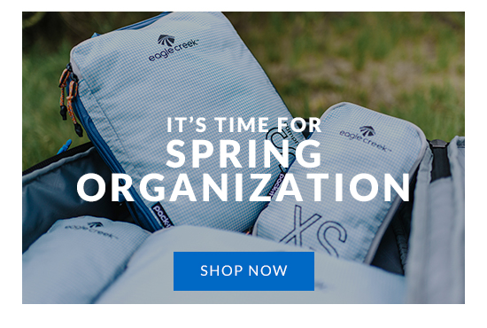 ITS TIME FOR SPRING ORGANIZATION