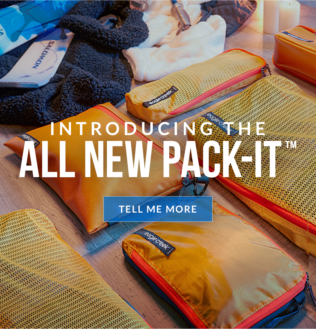 Introducing the ALL NEW Pack-It