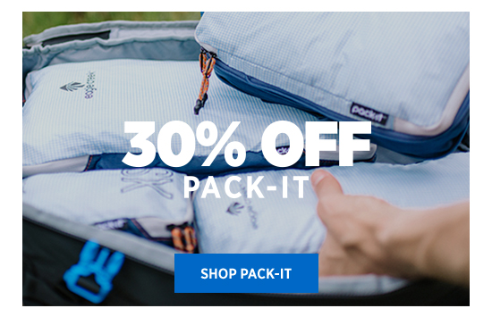 30% OFF PACK IT