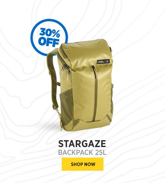STARGAZE BACKPACK 25L SHOP NOW