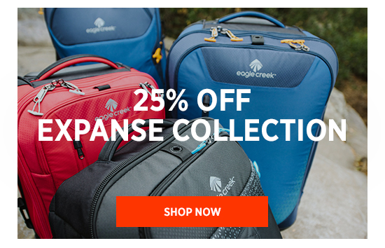 25% OFF EXPANSE COLLECTION