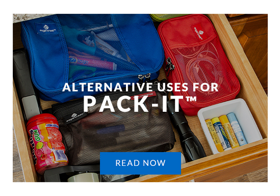 ALT USES FOR PACK IT