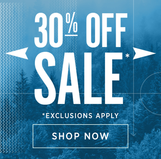 30 PERCENT OFF SALE EXCLUSIONS APPLY SHOP NOW