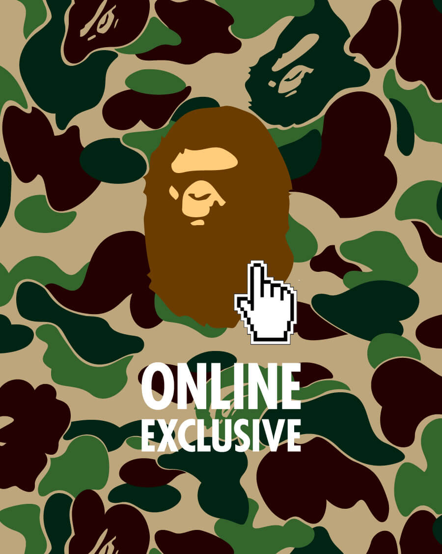 BAPE® Online Exclusive Capsule
