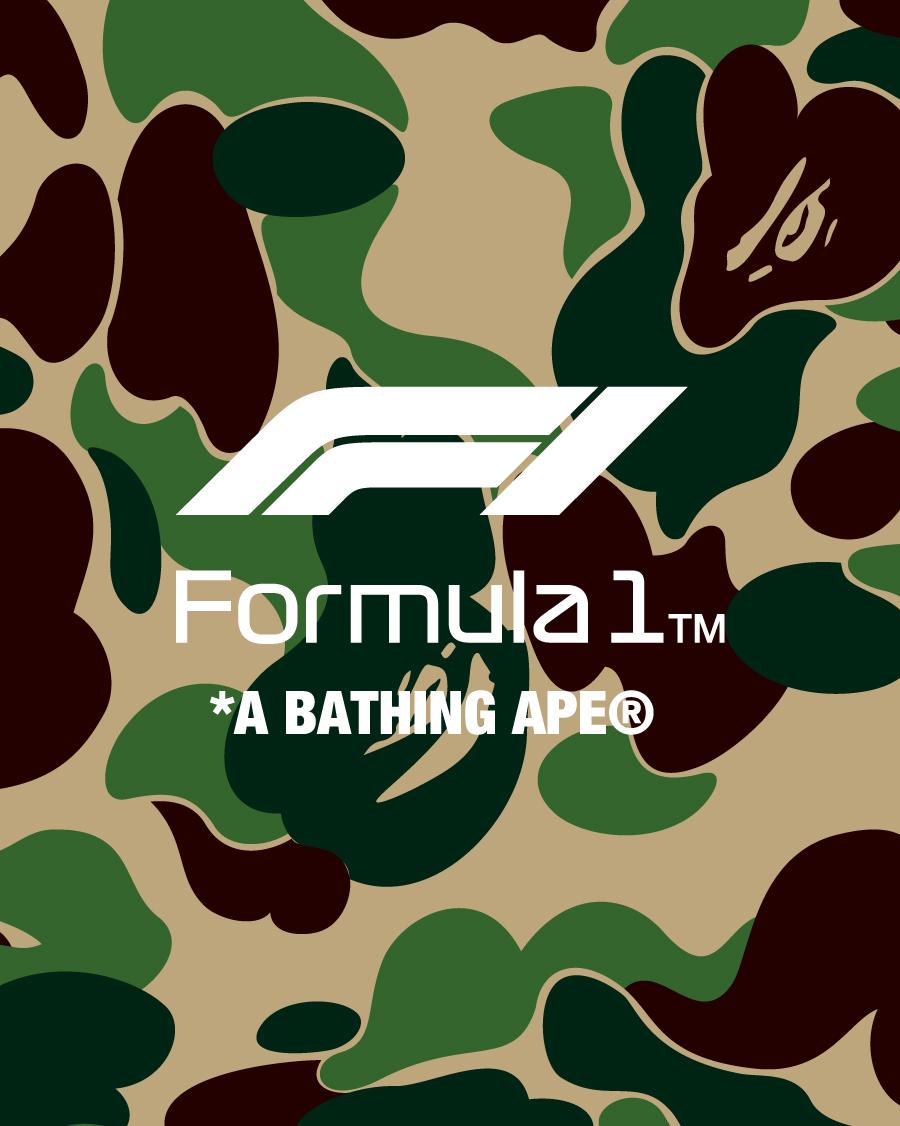BAPE® X FORMULA 1
