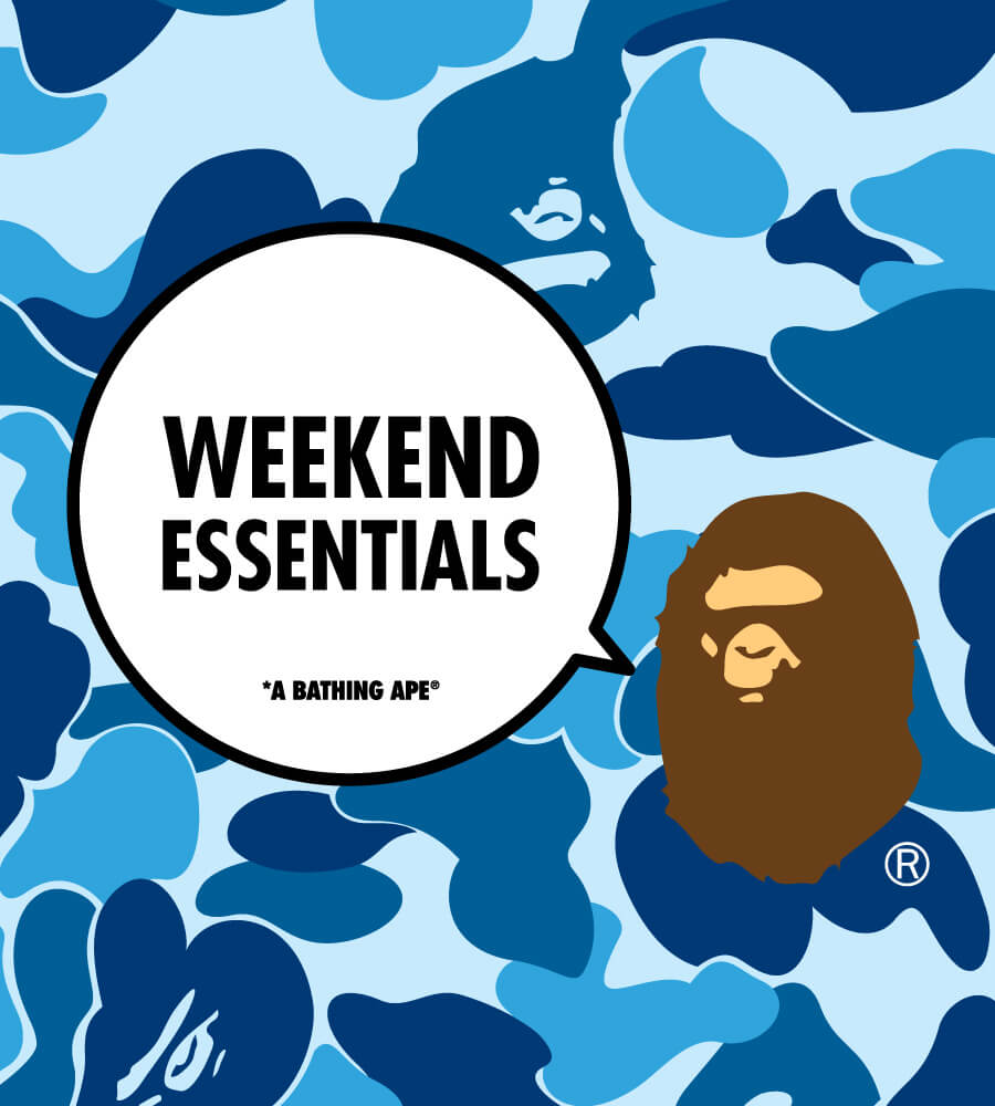 BAPE® Weekend Wardrobe