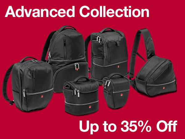 Manfrotto Back to School Special Offers