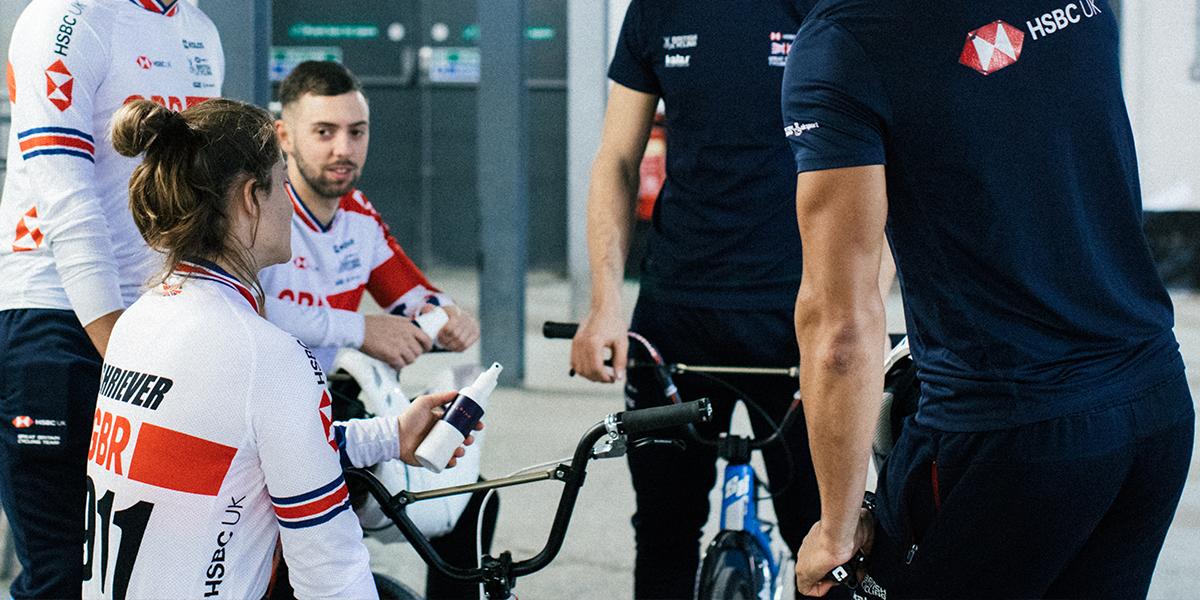 British Cycling x Pelotan