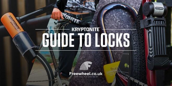 Kryptonite guide to locks