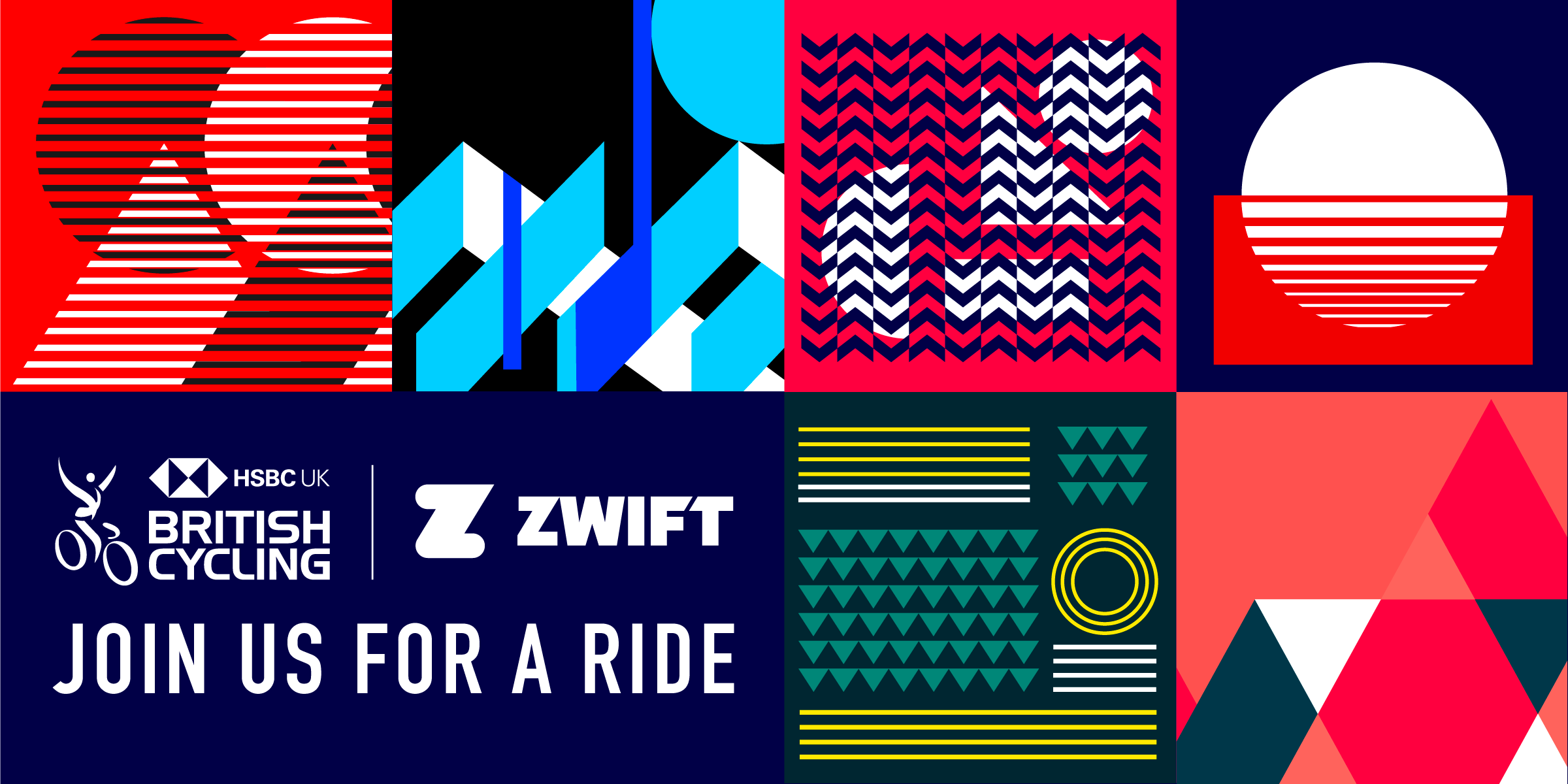 Check out the British Cycling Race Series on Zwift!