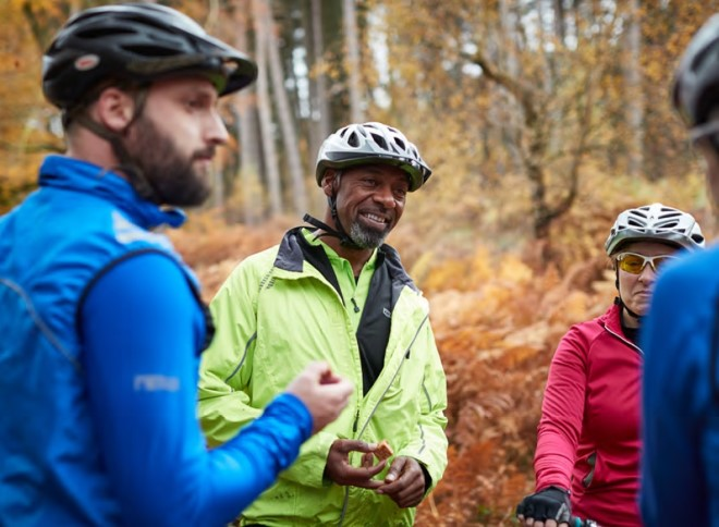 MTB Courses in England