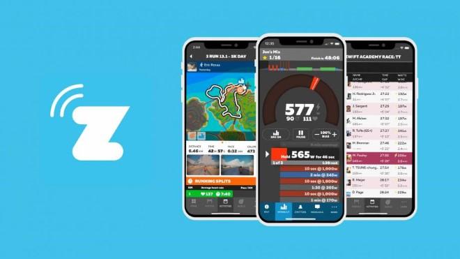 Try A Zwift Meetup