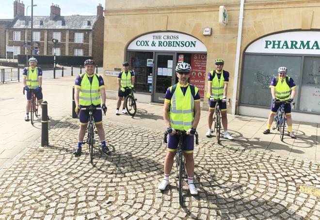 Cycling helps - Banbury Star Cyclists' Club