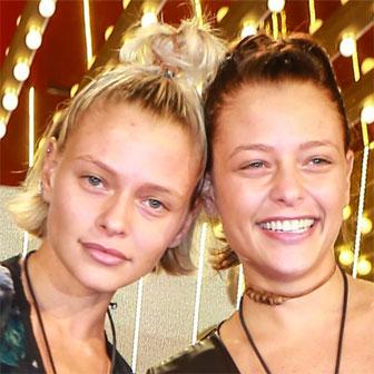 Giulia e Silvia Provvedi