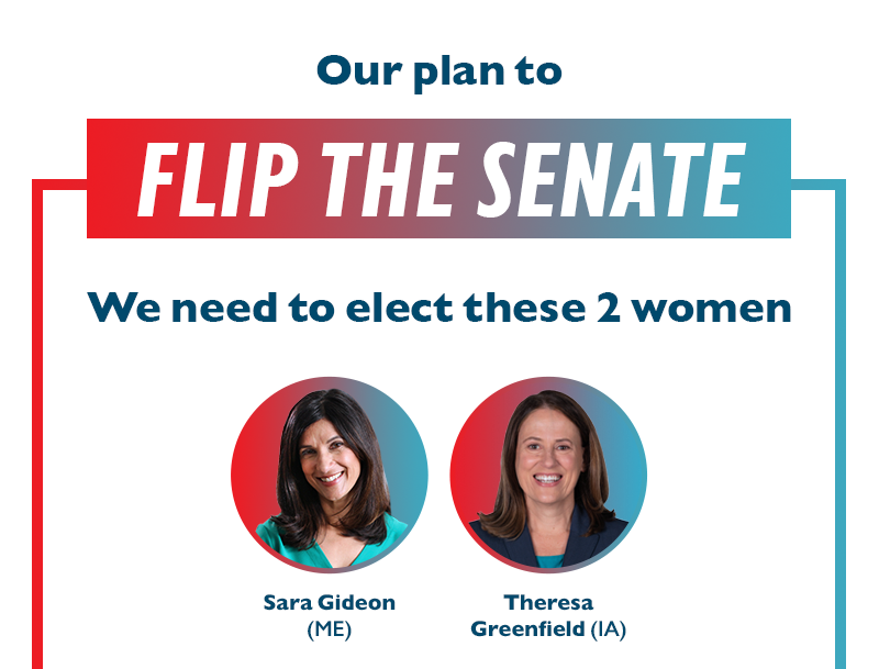 Our plan to FLIP THE SENATE:
