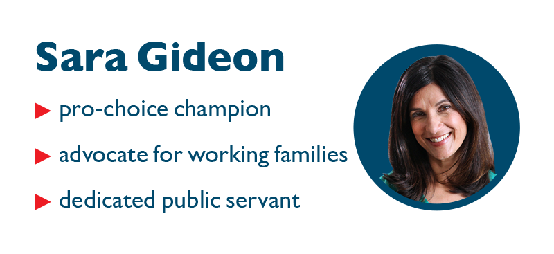 Sara Gideon: