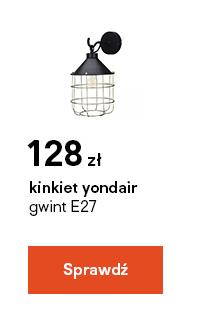 kinkiet yondair gwint E27