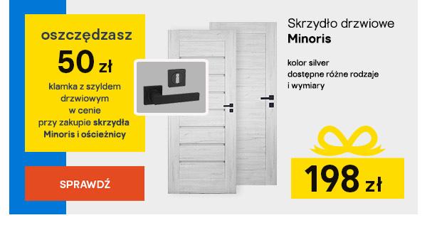 Skrzydlo drzwiowe Minoris