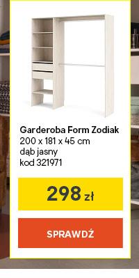 Garderoba Form Zodiak 200 x 181 x 45 cm kod 321971