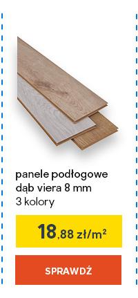 panele podlogowe dab viera 8 mm3 kolory